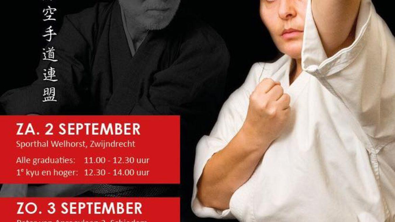Stage Eleni Labiri Suzuki 2 en 3 september 2017
