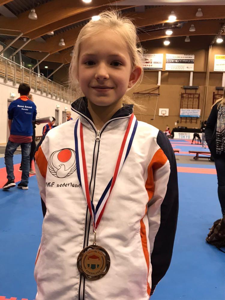 Fantastische prestatie jeugd op open Nederlands Kampioenschap