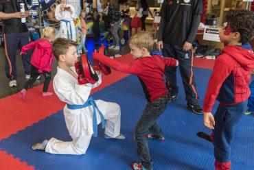 Dordtse Sportfestijn vrijdag 30 maart