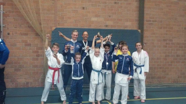 Karateka's Wairando pakken podiumplaatsen op 11e Open Zeeuwse