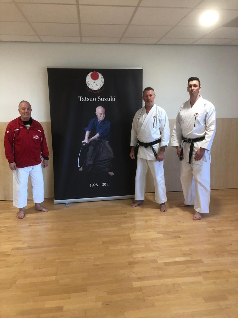 Robbin Ooms is WIKF Chief Instructor Nederland